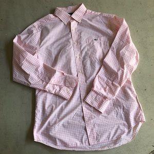 NWOT  Vineyard vines LS Dress Shirt